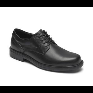 Black Dunham Dress Shoes